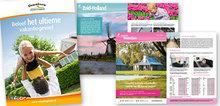 Hogenboom vakantieparken. Gratis brochure 2015